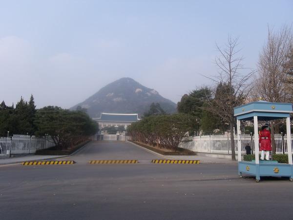 韩国总统府风水(转摘) - 保和堂风水 - 保和堂风水